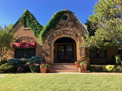 Oklahoma City Single Family Home For Sale: 217 Edgemere Court