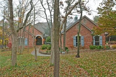 Edmond Single Family Home For Sale: 33 Greenmore Drive