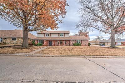 Oklahoma City Single Family Home For Sale: 2700 N Meridian Court