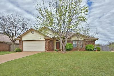 Edmond Single Family Home For Sale: 1613 Yosemite