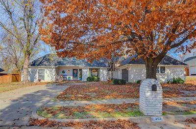 Norman Single Family Home For Sale: 4513 Alexander