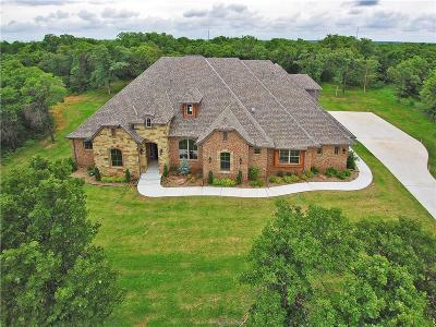 Oklahoma County Single Family Home For Sale: 6608 Mystic Valley Drive