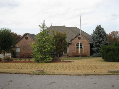 Oklahoma City Single Family Home For Sale: 10829 SE 51st Street