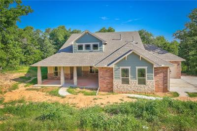 Choctaw Single Family Home For Sale: 5609 Courtland Lane