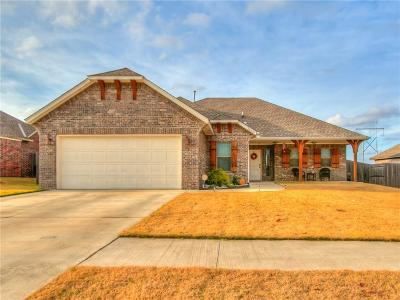 Harrah Single Family Home For Sale: 20679 Legacy Crossing