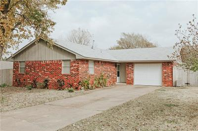 Purcell Single Family Home For Sale: 1208 N 8th Ave