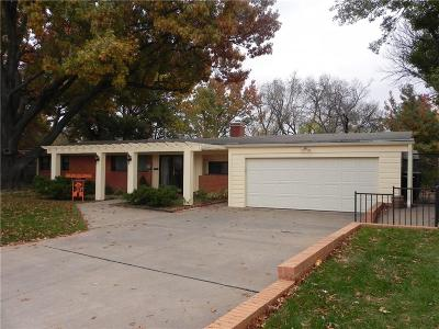 Oklahoma City OK Single Family Home For Sale: $295,000