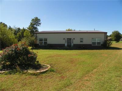 Blanchard Single Family Home For Sale: 1016 S County Line Road #2990
