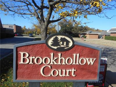 Condo/Townhouse For Sale: 3316 Brookhollow Court