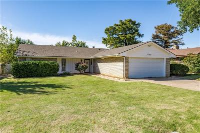 Oklahoma City Single Family Home For Sale: 7209 N Norman Road
