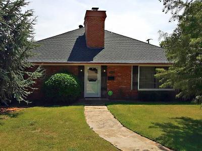 Oklahoma City Rental For Rent: 1100 Fenwick Place