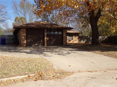 Norman Single Family Home For Sale: 2207 Rogers