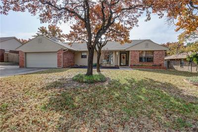 Edmond Single Family Home For Sale: 4112 NE 143rd Street