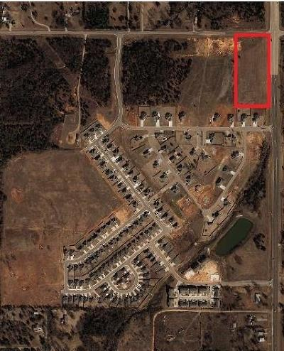 Oklahoma County Residential Lots & Land For Sale: Harrah Road