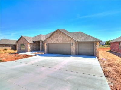 Piedmont OK Single Family Home For Sale: $269,700