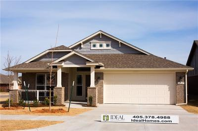 Norman Single Family Home For Sale: 3517 Black Mountain Way