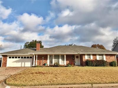 Oklahoma City Single Family Home For Sale: 2441 NW 45th Street