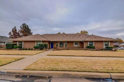 Norman Single Family Home For Sale: 3712 Quail