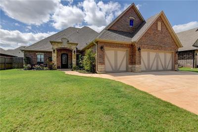 Oklahoma City Single Family Home For Sale: 4113 Cedar Pass Drive