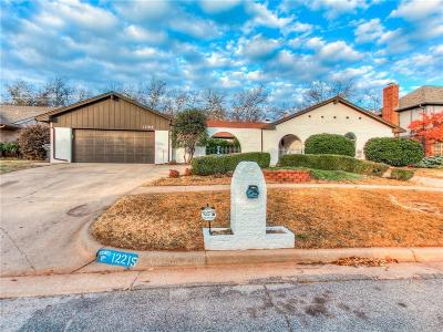 Oklahoma City OK Single Family Home For Sale: $195,000