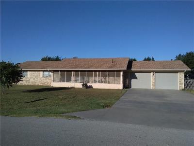 Anadarko Single Family Home For Sale: 1008 Mimosa Drive