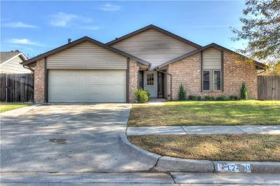 Oklahoma City Single Family Home For Sale: 12400 Whispering Hollow