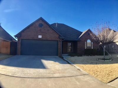 Oklahoma City Rental For Rent: 12221 Heathfield Lane