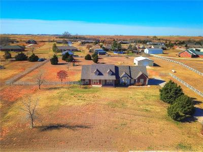 Tuttle Single Family Home For Sale: 976 Sunflower Drive