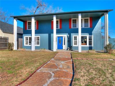 Oklahoma City Single Family Home For Sale: 913 NW 48th Street