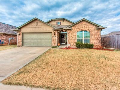 Edmond Single Family Home For Sale: 2605 NW 182