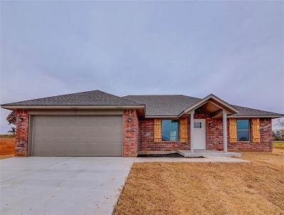 Purcell OK Single Family Home For Sale: $143,900