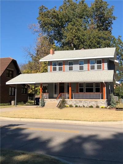 Norman Single Family Home For Sale: 219 E Duffy Street