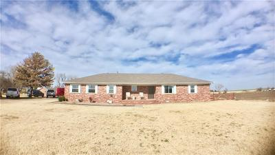 Tuttle Single Family Home For Sale: 1514 County Road 1170