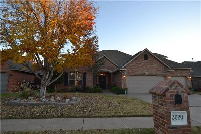 Oklahoma City Single Family Home For Sale: 3020 SW 139th Street