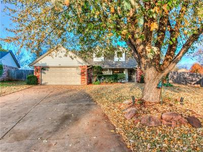 Edmond Single Family Home For Sale: 501 Rolling Hills Terrace