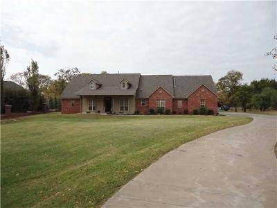 Moore Single Family Home For Sale: 4205 S Telephone Road