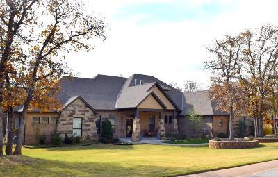 Jones Single Family Home For Sale: 2325 Crestwood