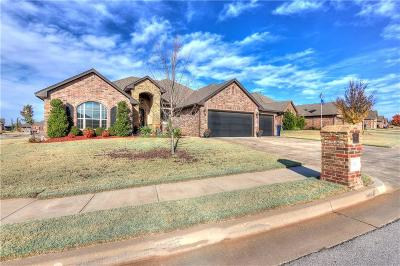 Oklahoma City Single Family Home For Sale: 3201 SW 139th Street