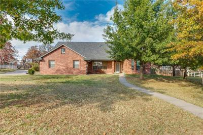 Newcastle OK Single Family Home For Sale: $299,900
