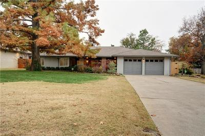 Oklahoma City OK Single Family Home For Sale: $695,000