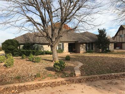 Oklahoma City Single Family Home For Sale: 12816 Green Valley Drive