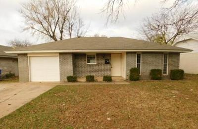 Norman OK Single Family Home For Sale: $77,500