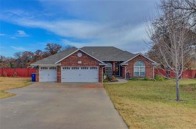 Choctaw OK Single Family Home For Sale: $244,000
