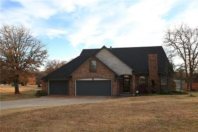 Norman Single Family Home For Sale: 9820 Brush Creek