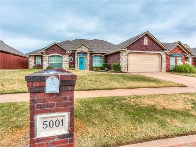 Edmond Single Family Home For Sale: 5001 NW 161st Street