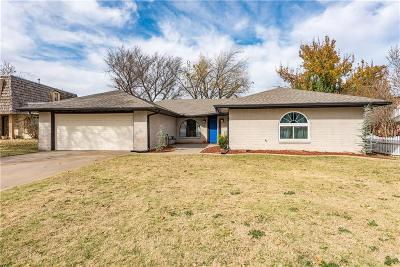 Yukon Single Family Home For Sale: 11505 Queensbury Court