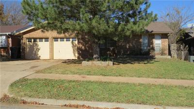 Oklahoma City Single Family Home For Sale: 4525 SE 50th Street