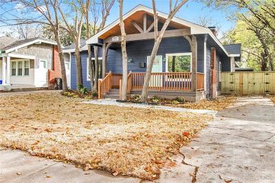 Oklahoma City Single Family Home For Sale: 1620 NW 20 Street