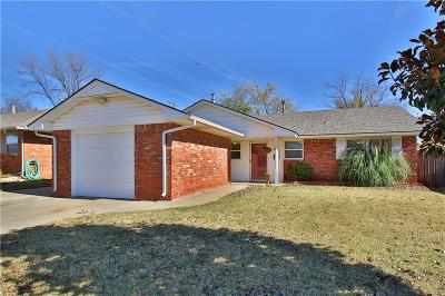 Oklahoma City Single Family Home For Sale: 3722 N Land Avenue
