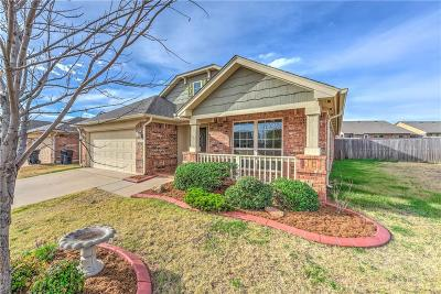 Edmond Single Family Home For Sale: 18213 Viento Drive